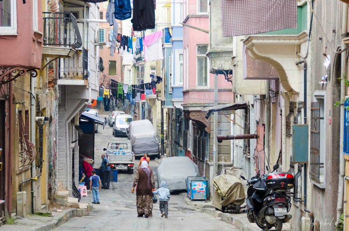 Tarlabaşı: A Slum Quarter in Istanbul