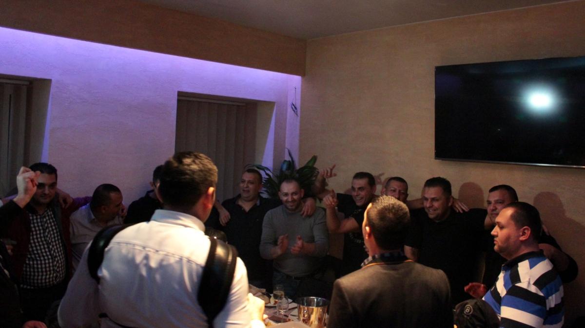 Balkanska noć