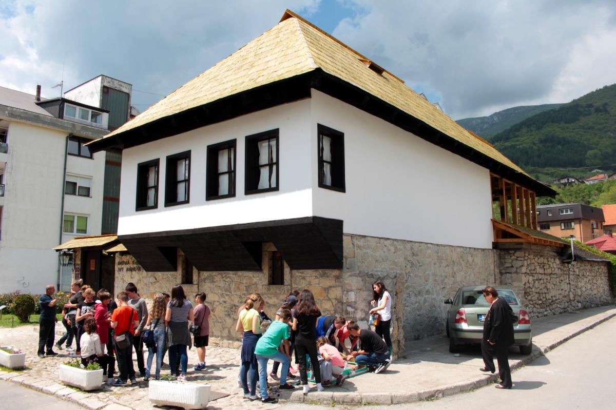 Der Bildhauer von Travnik