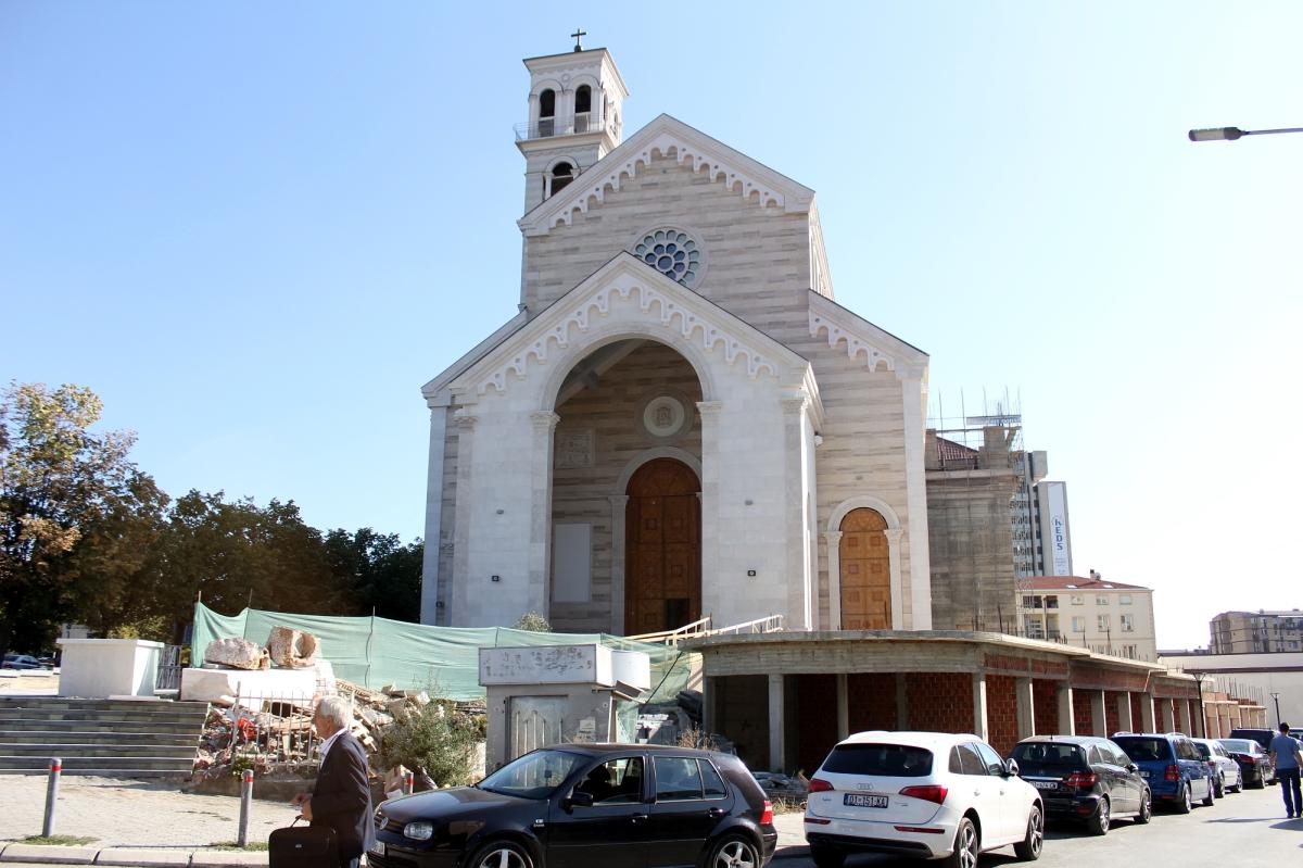 Ihre Religion heißt Albanien